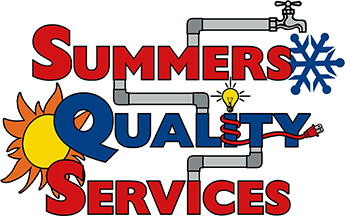 SUMMERS QUALITY SERVICES LOGO